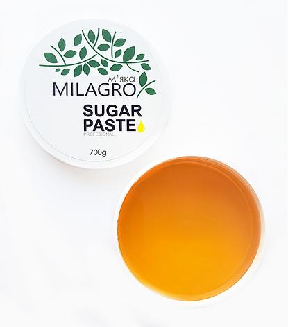 Сахарная паста для шугаринга Milagro Мягкая 700 г (vol-357), фото 2