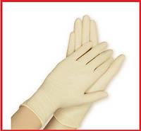 Перчатки латексные медицинские S,M,L (мин от 10 уп)