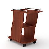 Журнальный столик на колесиках Вена Компанит, журнальный столик узкий, фото 2