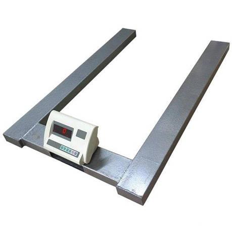 Весы паллетные  Днепровес ВПД-П Эконом (500 кг), фото 2