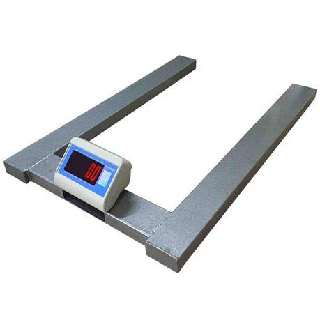 Весы паллетные  Днепровес ВПД-П (0.5 т), фото 2
