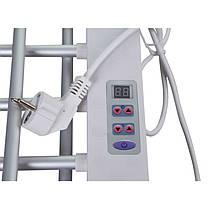 Сушилка для белья электрическая с терморегулятором Q-tap Breeze (SIL) QTBRESIL57702 , фото 3