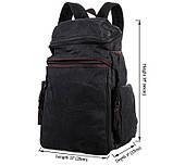 Стильный мужской рюкзак Casual 9016A, фото 2