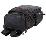 Стильный мужской рюкзак Casual 9016A, фото 7