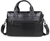 Деловая сумка на плечо 7122A-1, фото 3