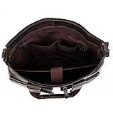 Шкіряна ділова сумка 7264J, фото 8