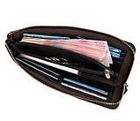 Оригінальний шкіряний гаманець 8066A, фото 8