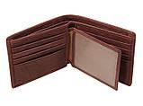 Кошелек кожаный оригинальный 8077C, фото 3