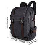 Тканевой мужской рюкзак G.M.D. 9023A, фото 2