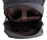 Тканевой мужской рюкзак G.M.D. 9023A, фото 7