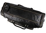 Вместительная удобная кожаная сумка  7317-1A, фото 5