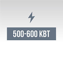 Дизельные генераторы от 500 до 600 кВт