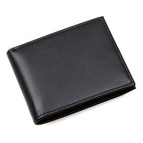 Чоловічий шкіряний місткий гаманець R-8135A