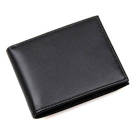 Мужской кожаный вместительный кошелек R-8135A