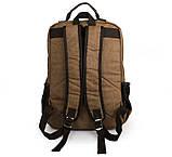 Текстильный мужской рюкзак  9021B, фото 3