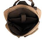 Текстильный мужской рюкзак  9021B, фото 8