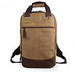 Городской мужской качественный рюкзак  9028C, фото 3