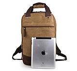 Городской мужской качественный рюкзак  9028C, фото 4