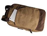 Городской мужской качественный рюкзак  9028C, фото 7