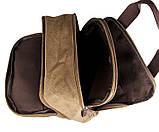 Городской мужской качественный рюкзак  9028C, фото 8