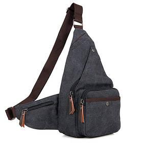 Мужская сумка через плечо 9033A