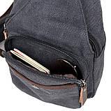 Чоловіча сумка через плече 9033A, фото 4