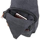 Чоловіча сумка через плече 9033A, фото 7