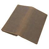 Кожаный мужской кошелек R-8167R, фото 3
