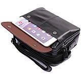 Мужская кожаная винтажная сумка 1026A, фото 7