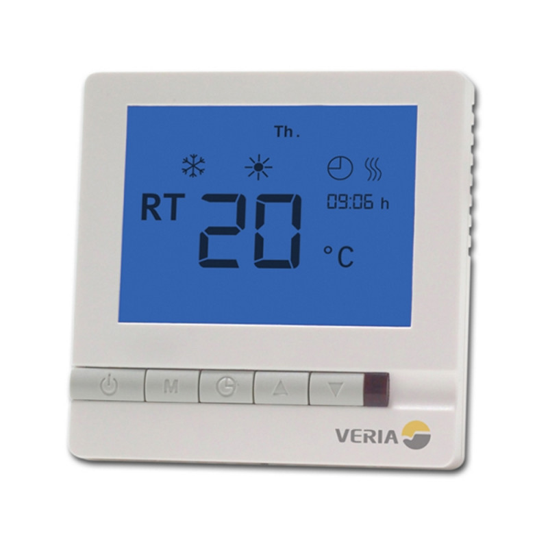 Терморегулятор Veria Control сенсорный 189B4060