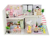 """3D Румбокс Кукольный дом """"Anna's pink melody"""""""