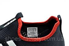 Летние кроссовки сетка в стиле Adidas, Dark Blue, фото 2