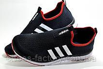 Летние кроссовки сетка в стиле Adidas, Dark Blue, фото 3