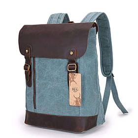 Молодежный стильный рюкзак  TB388-Bl