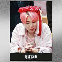 Плакат K-Pop BTS 541 Jimin