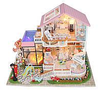 """3D Румбокс Кукольный дом """"Sweet words"""""""