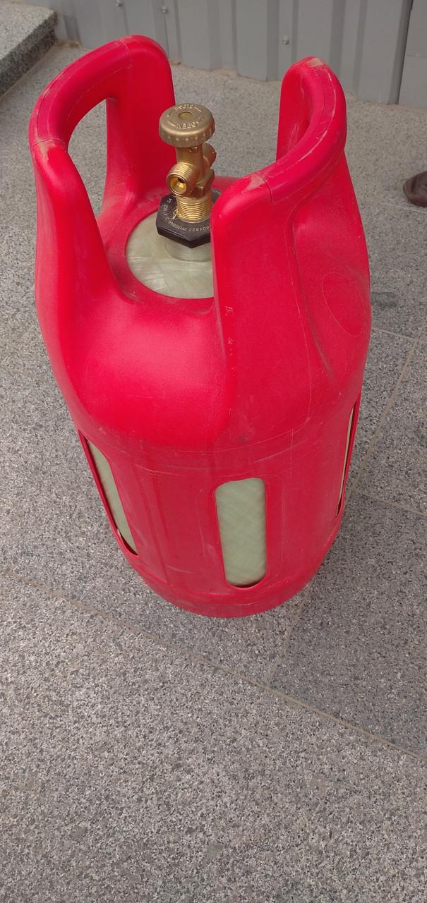 Баллоны газовые SAFEGAS композитные 24л