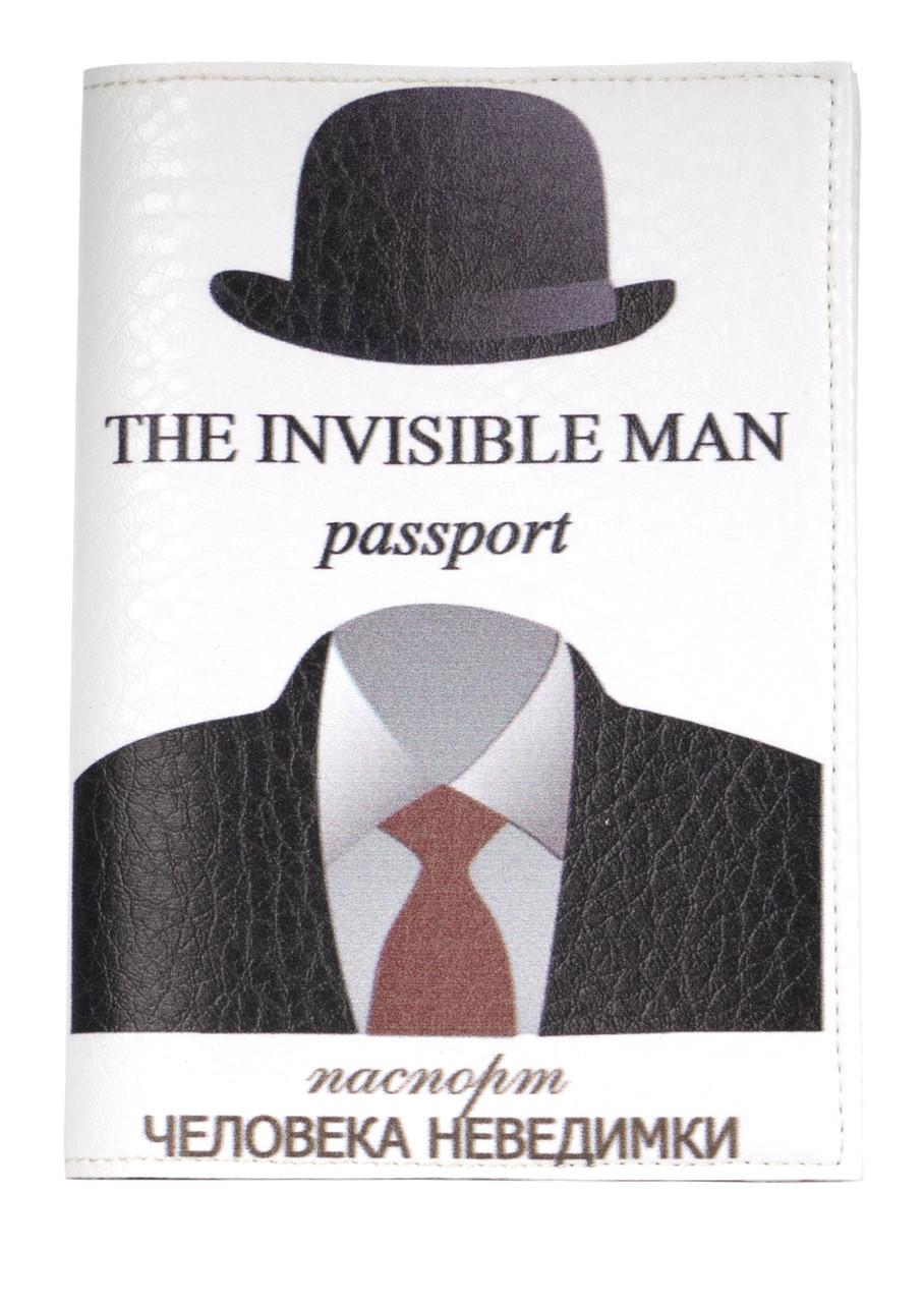 Дизайнерська обкладинка для паспорта з еко шкіри art.103038
