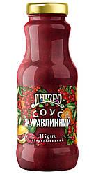 Соус Дніпро Клюква 315г