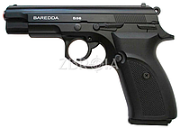 Пистолет стартовый Baredda A6 / S56 Black (Kervan Arms)