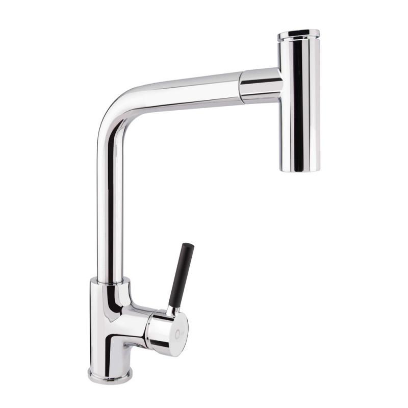 Смеситель для кухни Q-tap Inspai CRM 013F