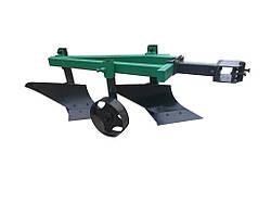 Плуг двухкорпусный для мототрактора ПЛН-2-20 МТ (1Т)