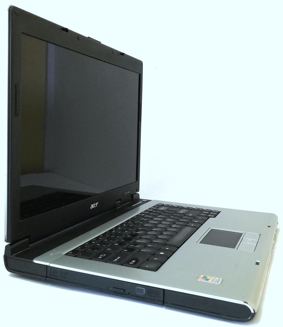 """Ноутбук Acer Aspire 5000 15"""" AMD Turion ML-32 1.8 ГГц 256 МБ Б/У"""