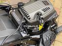 Газонокосилка бензиновая Grunhelm S461 LUX Самоходная с электростартом, фото 3