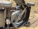 Газонокосилка бензиновая Grunhelm S461 LUX Самоходная с электростартом, фото 5