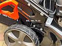 Газонокосилка бензиновая Grunhelm S461 LUX Самоходная с электростартом, фото 8