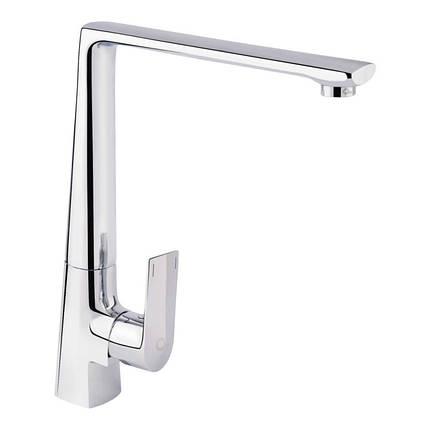 Смеситель для кухонной мойки Q-tap Estet CRM 007F, фото 2