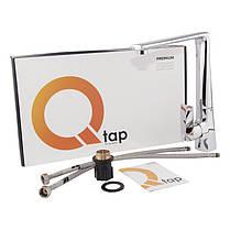 Смеситель для кухонной мойки Q-tap Estet CRM 007F, фото 3