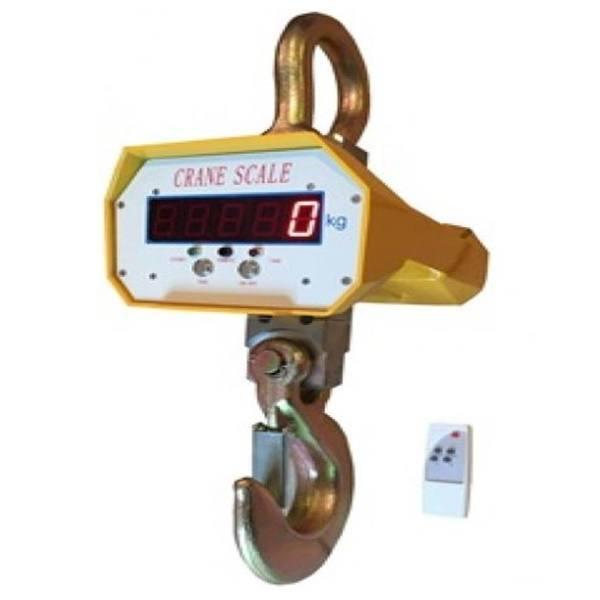 Весы крановые электронные Центровес ОСS-XZС3 ( 5т)
