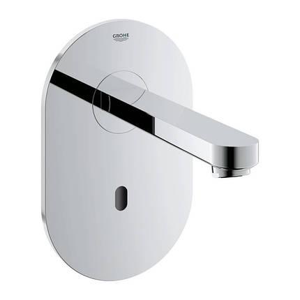 Смеситель для раковины Grohe Euroeco Cosmopolitan E 36410000 Bluetooth бесконтактный, скрытого монтажа, фото 2